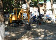 В Геленджике благоустроят сквер и установят в нем скульптуру старушки