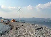Для участия в конкурсе радиолюбители высадились на острове возле Новороссийска