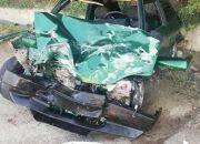 В Туапсинском районе водитель ВАЗ выехал на встречку и погиб
