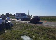 В Мостовском районе в ДТП пострадали пять человек, в том числе ребенок