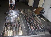 В Сочи на границе в грузовике обнаружили 3 тыс. блоков контрабандных сигарет