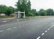 В Краснодаре отремонтировали основной подъезд к Славянскому кладбищу