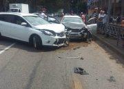 В Сочи в ДТП на встречке пострадали три человека
