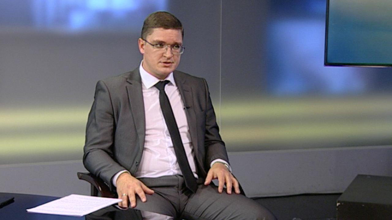 Интервью с начальником управления кадровой политики Геннадием Стрюком