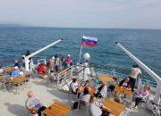 Из Туапсе в Сочи начнет ходить экскурсионный теплоход