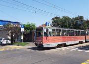 В Краснодаре раньше срока завершили ремонт путей на Дмитриевской дамбе