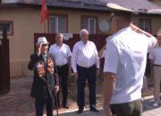 В Анапе ветерана Великой Отечественной войны поздравили со 100-летием