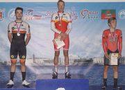 Кубанский велогонщик занял второе место на чемпионате России