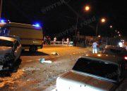 На Кубани в ДТП с четырьмя машинами пострадали пять человек