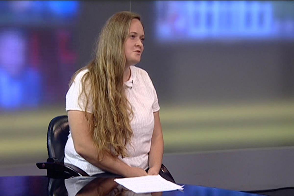 Ольга Завьялова: легко стать волонтером, если имеется желание