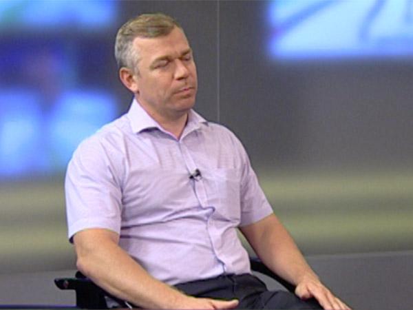 Вячеслав Никитин: чем больше спорткомплексов, тем лучше