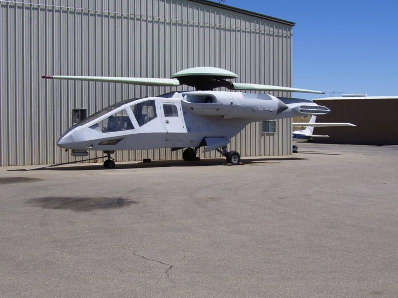 В России спроектировали вертолет, летающий со скоростью 600 км в час