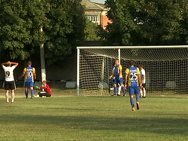 В Гулькевичском районе прошел этап турнира Кубок губернатора по футболу