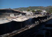 В Геленджике после пожара восстановят центральный рынок