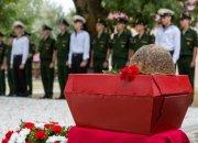 В Анапе перезахоронили останки советских солдат