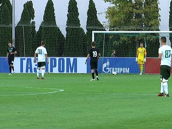 Как юношеская команда «Краснодара» сыграла с «Локомотивом»