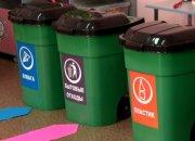 В Туапсе для дошкольников провели урок по сортировке бытовых отходов