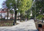 В Краснодаре после благоустройства открыли бульвар Офицерский