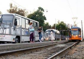 В Краснодаре в День города продлят работу автобусов, троллейбусов и трамваев