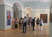 В краснодарском музее имени Коваленко открылась выставка Евгения Цея