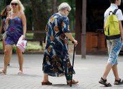 В России выросло число россиян старше 100 лет