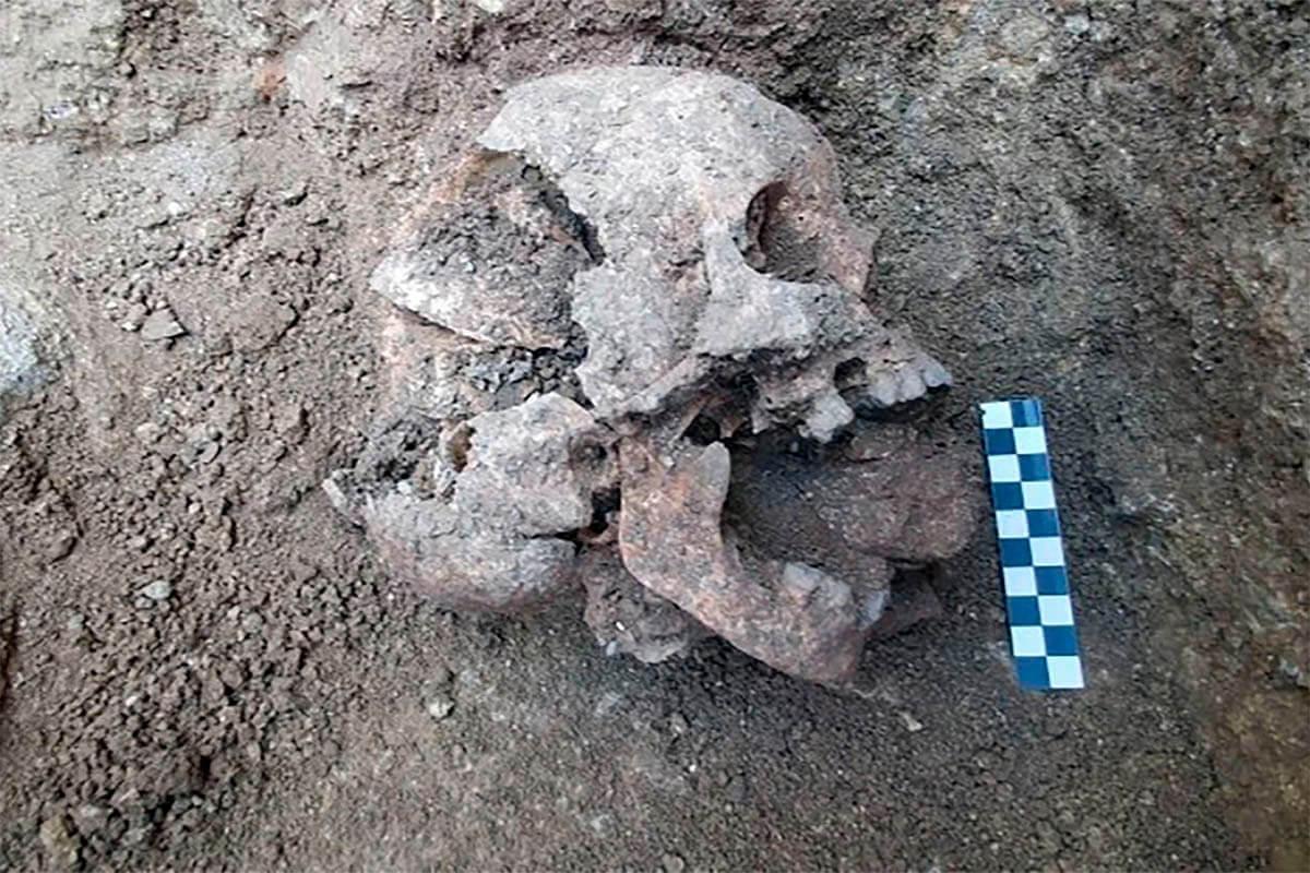 Топ-5 неожиданных археологических находок
