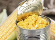 Комбинаты Кубани выработали более 100 млн банок кукурузы