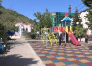 В Туапсинском районе на средства от курортного сбора построили детскую площадку