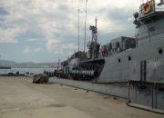 Новороссийская военно-морская база отметила 25-летие
