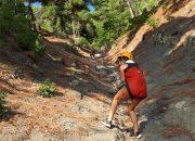 В Геленджике спасатели сняли с обрыва в районе скалы «Парус» парня с девушкой