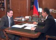 Губернатор Кубани поблагодарил председателя крайизбиркома за организацию выборов