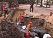 В районе Геленджика отремонтируют 1,5 км магистрального водовода