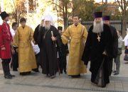 Митрополит Исидор в Краснодаре провел литургию в День памяти Александра Невского