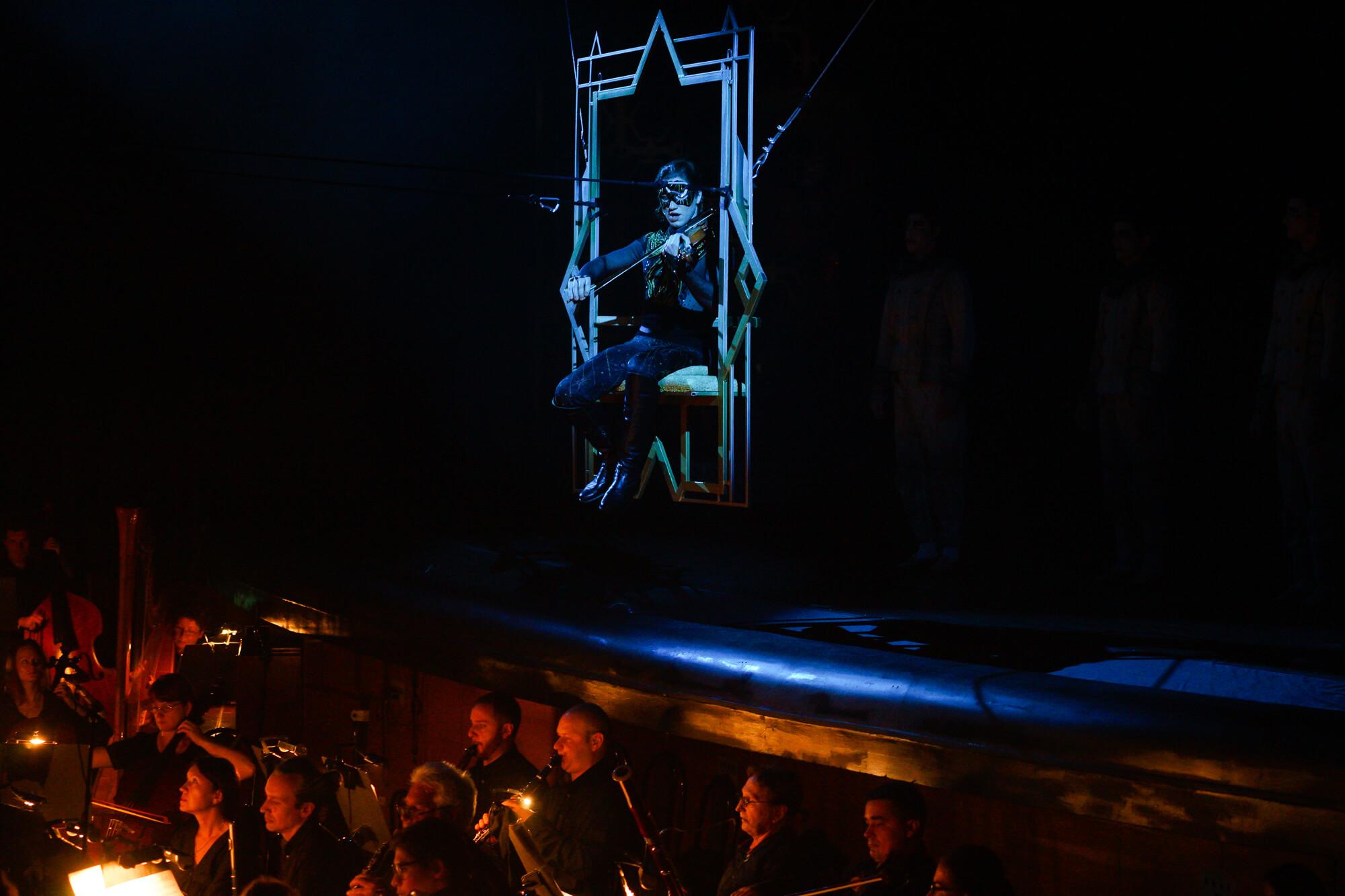 Премьера оперетты «Мистер Икс» в Краснодаре