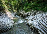 В Сочи в районе каньона Псахо нашли тело туриста