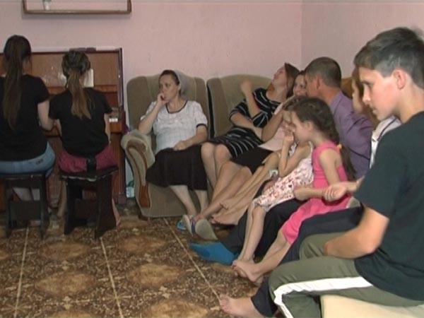 Как живет многодетная семья из Крымского района
