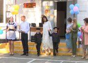 В станице Абинского района в первый класс пошли два ребенка