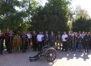 Кубанские казаки в Тбилисском районе провели Гречишкинские поминовения