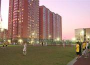 Сотрудники «ЮгСтройИнвест» сыграли в футбол с командой мэрии Краснодара