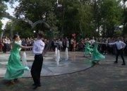 В Анапе отметили День города и 76-ю годовщину освобождения от фашистов