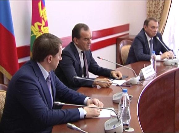Вениамин Кондратьев встретился с общественностью в Сочи