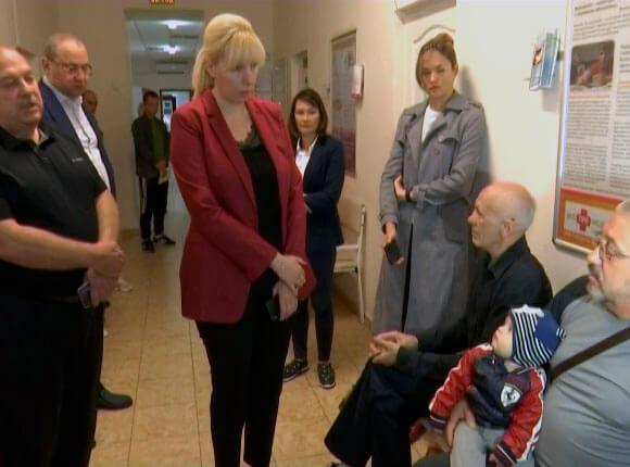 Анна Минькова: в пригороде Краснодара наблюдаем колоссальную нагрузку на врачей