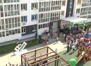 В Краснодаре компания «Неометрия» отпраздновала открытие микрорайона «Южане»