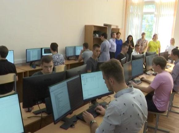В краснодарском колледже открыли десять IT-лабораторий