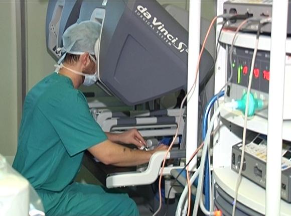 На Кубани с помощью робота «Да Винчи» провели 1 тыс. 500 операций