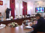 Вениамин Кондратьев принял участие в совещании по строительству новых школ