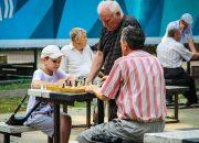 Росстат: средний возраст жителей России составил 40 лет