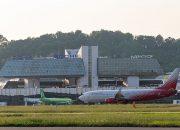 В аэропорту Новосибирска из-за тумана задержали рейсы из Сочи