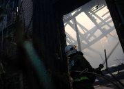 В Динском районе в сезон пожароопасности приставы арестовали пожарное депо