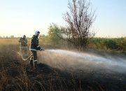 На Кубани 11 сентября сохранится угроза возникновения пожаров и сильный ветер